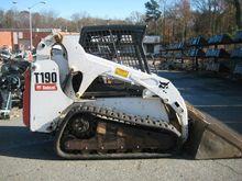 2006 Bobcat T190 Compact track