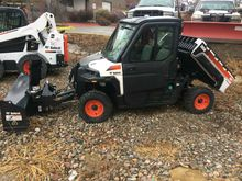 2013 Bobcat 3650 4 x 4 Utility