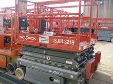 2012 Skyjack SJIII 3219 Work pl