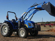 2008 New Holland Boomer 4055 Tr