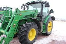 2013 John Deere 6125R Utility v