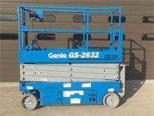 2014 GENIE GS2632 Scissor lifts