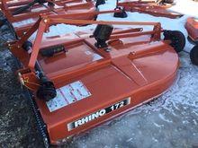 2016 RHINO 172 Rotary mowers