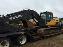 2012 VOLVO EC300DL Excavators