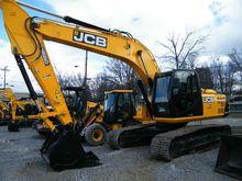 New 2016 Jcb JS220 E
