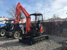 2017 KUBOTA U25 Excavators