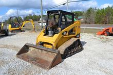 2012 CATERPILLAR 247B3 Skid ste