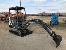 2013 TEREX TC16 Excavators