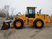 2008 HYUNDAI HL740-7 Loaders