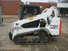 2016 Bobcat T590 Compact track