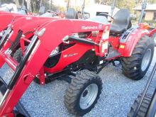 MAHINDRA 1538 SHUTTLE Tractors