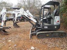 2013 BOBCAT E35 Excavators