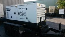 2005 ATLAS COPCO QAS 58 Generat