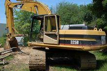 1998 CATERPILLAR 325BL Excavato