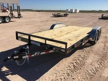 2017 PJ Trailers C5 Car hauler