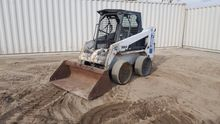 Used BOBCAT 763 Skid