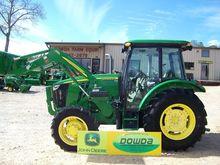 2013 JOHN DEERE 5085E Tractors