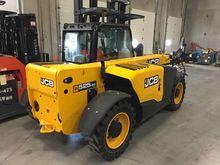 2017 Jcb 525-60 HiViz Excavator