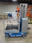 Used 2007 GENIE GR20