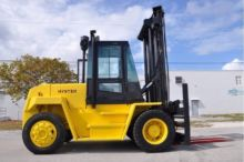 Used HYSTER H190XL F