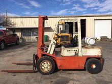 DATSUN PGF02A30V Forklifts