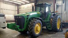2006 John Deere 8130 Tractors