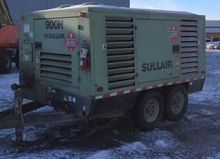 2010 Sullair 900HDTQCA Air comp
