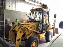 1979 JCB 212S Backhoe loader