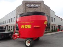2007 NDE 1652 Feed mixers