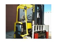 2001 HYSTER E60XM2 Forklifts