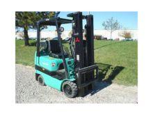 2000 MITSUBISHI FGC15K Forklift