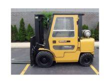 2002 CATERPILLAR GP30K Forklift