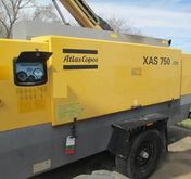2010 Atlas Copco XAS750 CD6 Air