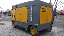 2006 Atlas Copco XASE1600CD Air