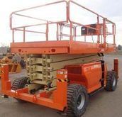 2013 JLG 4394RT Scissor lifts