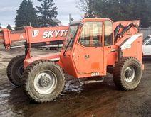 Used 2007 SKYTRAK 80