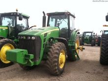 2007 John Deere 8330 Tractors