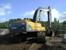 2002 VOLVO EC290BLC Constructio