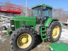 1995 JOHN DEERE 7700 Tractors