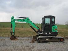 2011 BOBCAT E50 Excavators