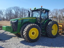 2016 John Deere 8345R Tractors