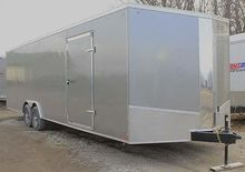 2017 DISCOVERY TRAILERS DT08.52