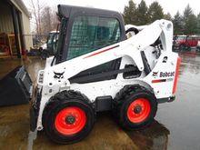 2015 BOBCAT S650 Skid steers