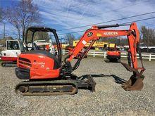 2014 Kubota KX0404R1A Excavator