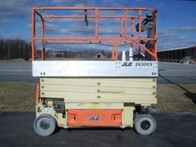 2006 JLG 2630ES Scissor lifts