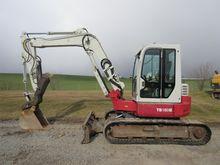 2007 TAKEUCHI TB180FR Excavator