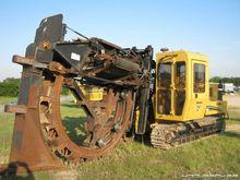 2008 Vermeer T655 Trenchers