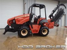 2003 Ditch Witch RT70 Trenchers