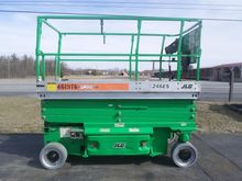 2006 JLG 3246ES Scissor lifts