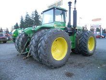 1983 JOHN DEERE 8650 Tractors